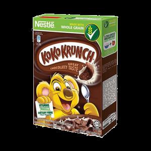 Nestle Koko Krunch Chocolate Flavoured Cereal - BIB (170 gm)