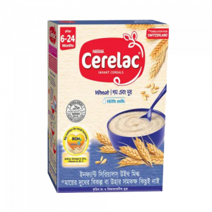 Nestle Cerelac Stage 1 Wheat With Milk (6 m+) - BIB (400 gm)