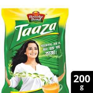 Brooke Bond Taaza Black Tea 200g