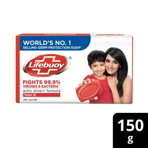 Lifebuoy Soap Bar Total 150gm