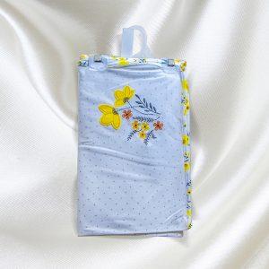 Juniors Receiving Blanket Yellow - Garden