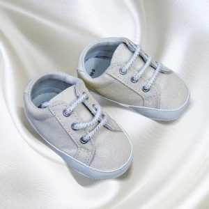 giggles G-white Shoes (0-6 months)
