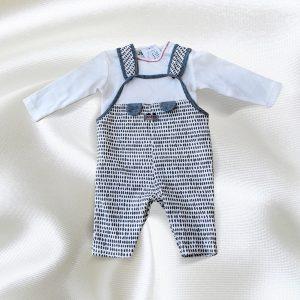 Juniors Dungaree (0-3 months)
