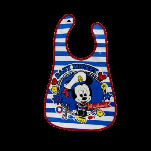 Plastic BiB (Baby Mickey)