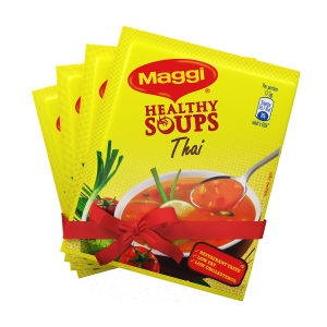 Nestlé Maggi Healthy Soup Thai 35 gm