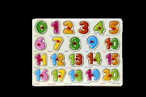 Puzzle Set 0-20