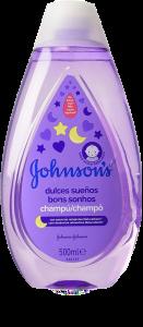 Johnson's Baby Shampoo Sweet Dreams Hypoallergenic 500 ml