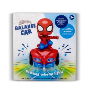 Super Hero Balance Car - Spider Man
