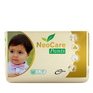 NeoCare Baby Diaper Pant L 32 (9-14 kg)
