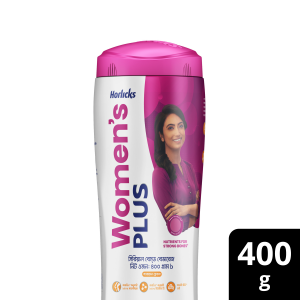 Women Horlicks Jar 400g