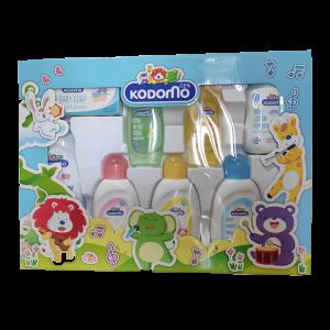 Kodomo Baby Gift Set Large (8 Pcs)