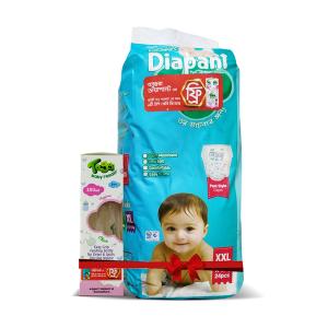 Bashundhara Diapant XXL 24 (14-25 kg) - Toggi Feeding Bottle 250ml Free