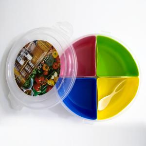 Multi Color Masala Box - Square
