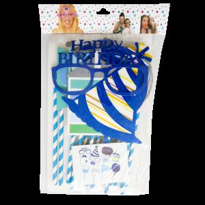 Happy Birthday Tools - 10 pcs