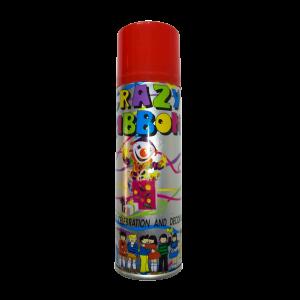 Ribbon Spray - 45g (Red)