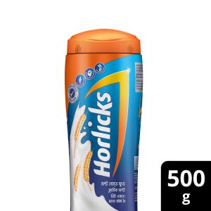 Horlicks Health and Nutrition Drink Jar 500g