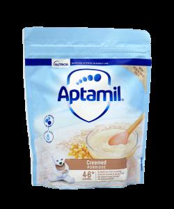 Aptamil Creamed Porridge (4-6 m+)-125 gm