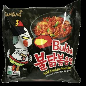 Samyang Buldak Hot Chicken Flavor Ramen- 140 gm (1 Pcs Pack)