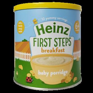 Heinz Breakfast Baby Porridge (6 m+)-240 gm