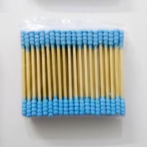 Sinwuas Cotton Cotton Buds 100 Pcs - Blue