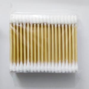 Sinwuas Cotton Cotton Buds 100 Pcs - White