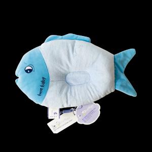 Best Baby Pillow - Blue Fish