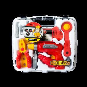 Super Tool Set - Tools Box