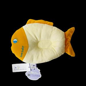 Best Baby Pillow - Orange Fish