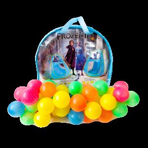 Frozen Ball House - Tent & Ball
