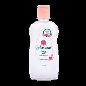Johnson's Baby Oil with Vitamin E 100ml