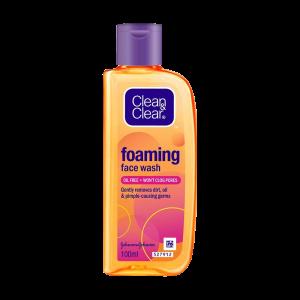 Clean & Clear Foaming Facewash for Oily Skin 100ml