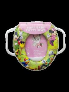 Soft Baby Potty Seat (Mini Micky)