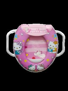Soft Baby Potty Seat (Hello Kitty)