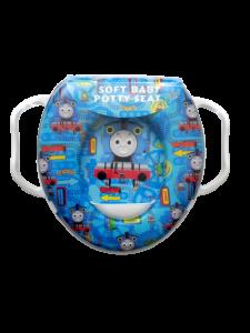 Soft Baby Potty Seat (Train)